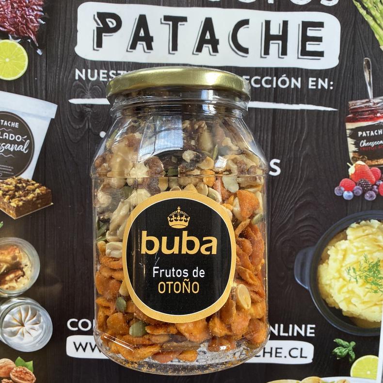 Frutos de Otoño (buba) 500 gr