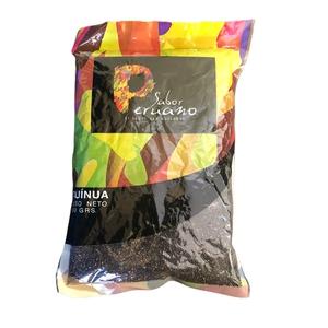 Quinoa Negra (sabor peruano)