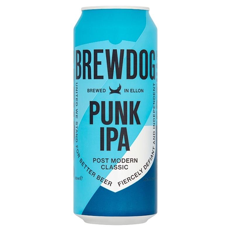 Cerveza Brewdog Punk ips lata 500ml