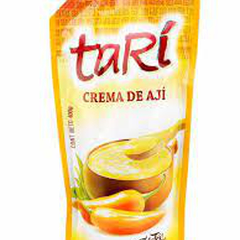 Crema de Aji Tari 400 Gr
