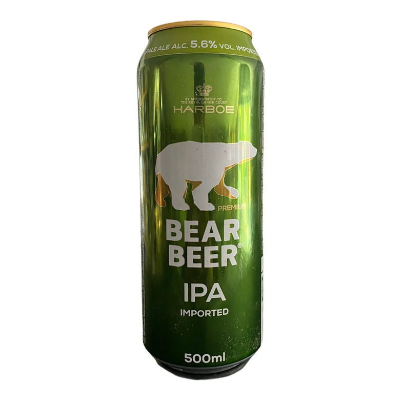 Cerveza Bear Beer Ipa Lata 500ml