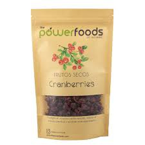 Cranberry 250Gr (Powerfoods)