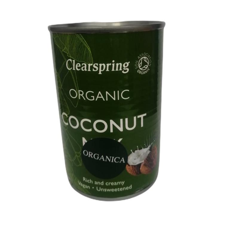 Coconut milk 400ml (logo)
