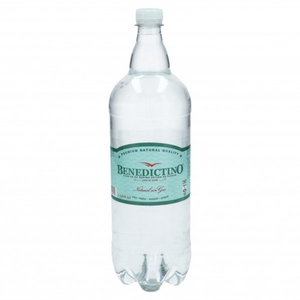 Agua Benedictino 1,5L Con gas