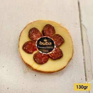 Queso Vaca Provoleta Chorizo (Buba) 130 gr
