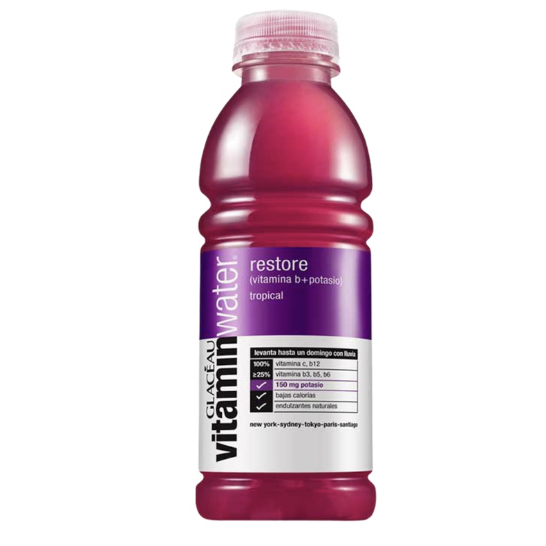Vitaminawater Restore  500cc