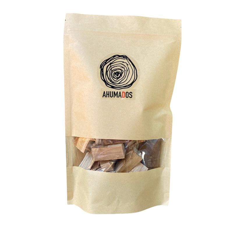 Chips madera para Ahumar Roble Natural