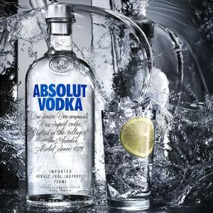 Vodka Absolut Original 40° 750 cc. (Pisquera CCU )