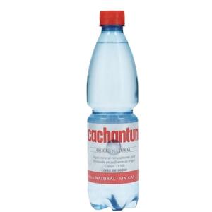 Agua Cachantun Sin Gas 500CC. (Cachantun )