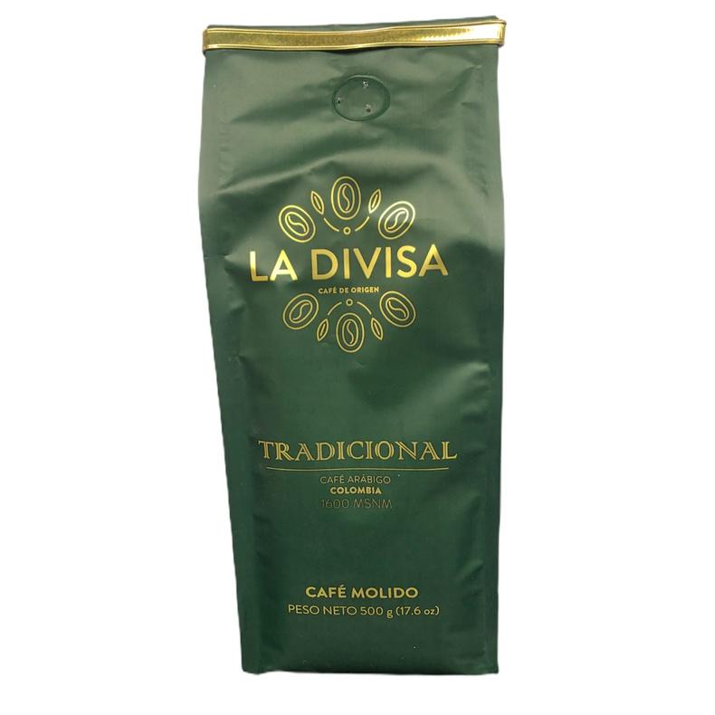 Café Molido La Divisa Tradicional 500 Gr