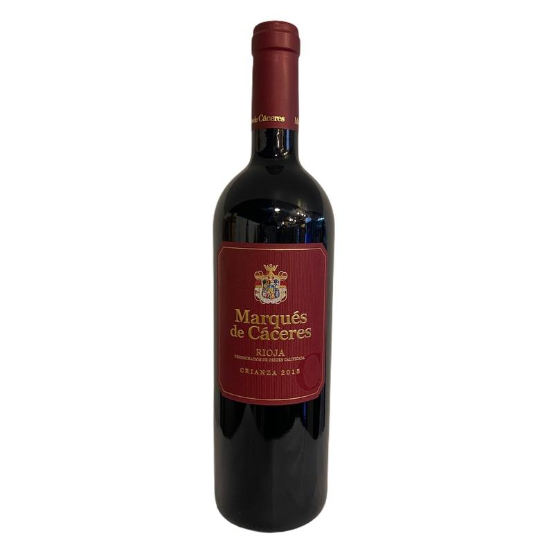 Vino Marques Caceres Crianza Blend 750 ml
