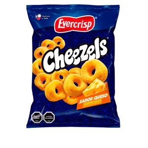 Cheezels retro snack 270gr