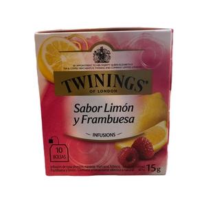 Te Twinings Inf. Limon Frambuesa ( Engel)