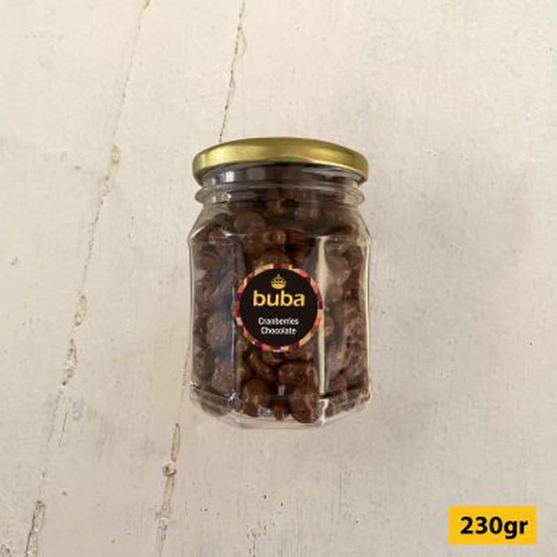 Cranberries Chocolate Buba 230 gr