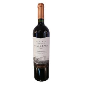 Vino Reserva Merlot Castillo Molina (750 cc)