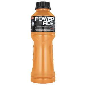 Powerade Naranja 600cc