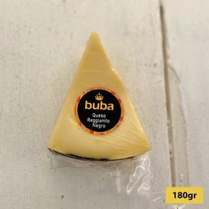 Queso Reggianito Negro (Buba) 180 gr
