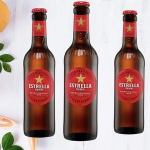 Cerveza Damm Estrella Bot. 330Ml