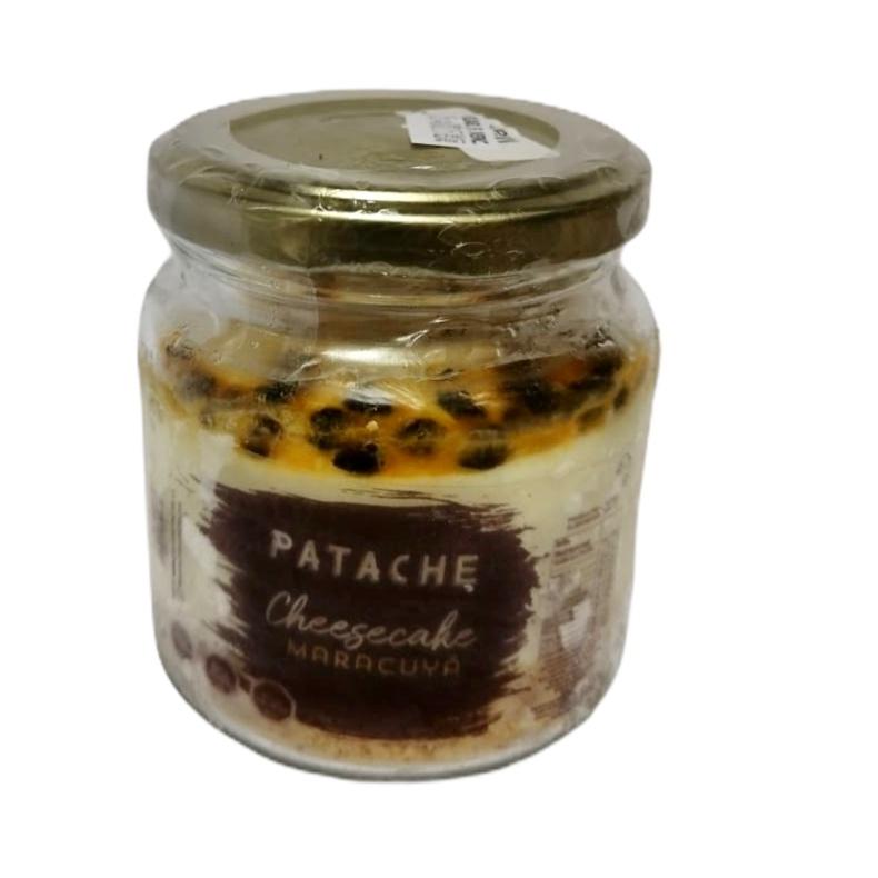 Cheesecake de Maracuya (PATACHE)