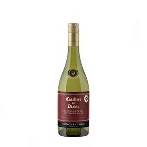 Vino Reserva Especial Casillero del Diablo Sauvignon blanc 750ml