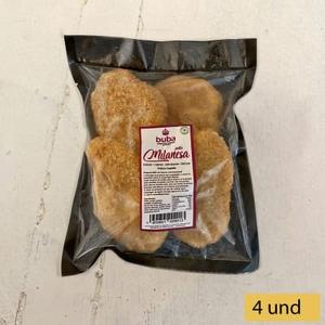 Milanesas de Pollo (Buba) 4 unidades