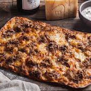 Pizza Mechada  (Sant Ambrogio)