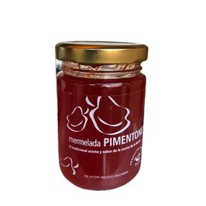 Mermelada Pimentón Tagatosa 150 Gr (Toty)