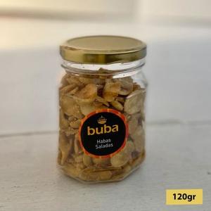 Habas Crocantes Saladas 120gr (Buba)