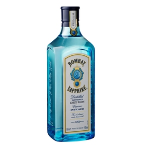 Gin Bombay Sapphire 750cc (portugal)