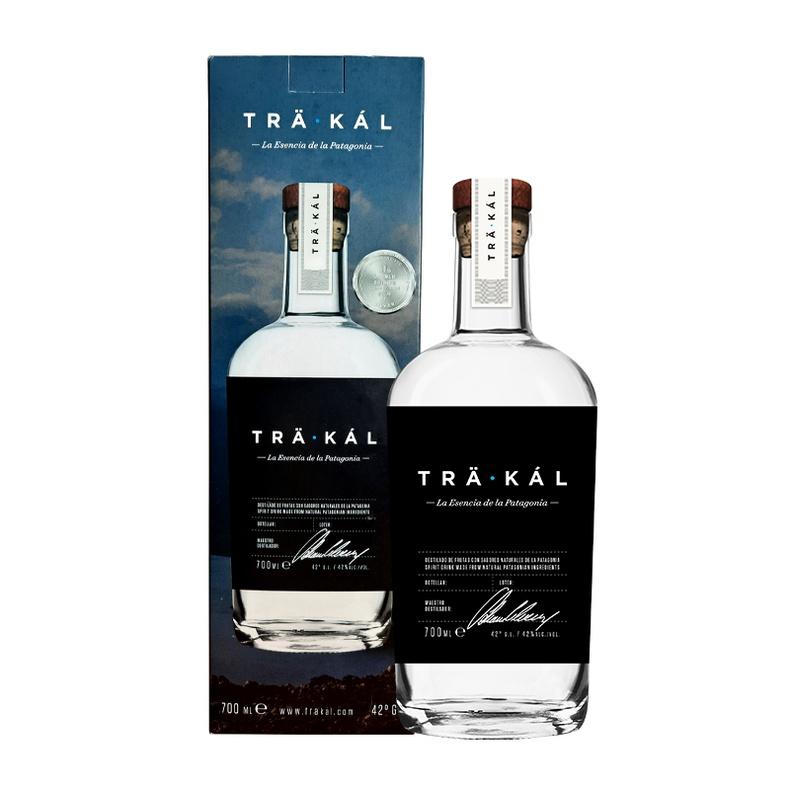 Trakal Bot vidrio 700ml