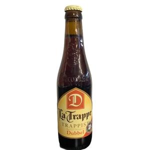 Cerveza La Trappe Trappist Dubeel 330ml (CHILEBEL)