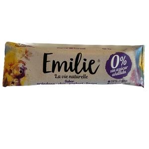 Barra Emilie Arandano Yogurt Chia Linaza 20gr