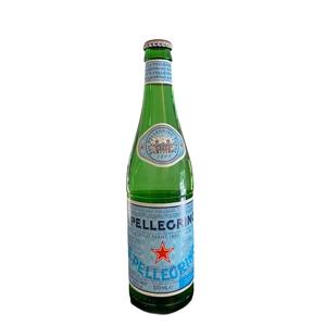 Agua Sanpellegrino Glass Sparkling Bot 505Ml