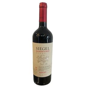 Vino Res Merlot Handpicked Siegel 750cc