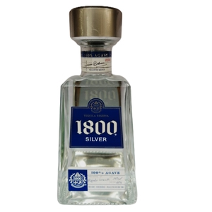 Tequila Jose Cuervo Reserva 1800 Silver. (PB)