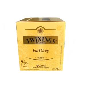 Te Twininngs Earl Grey 12x10 (Engels)