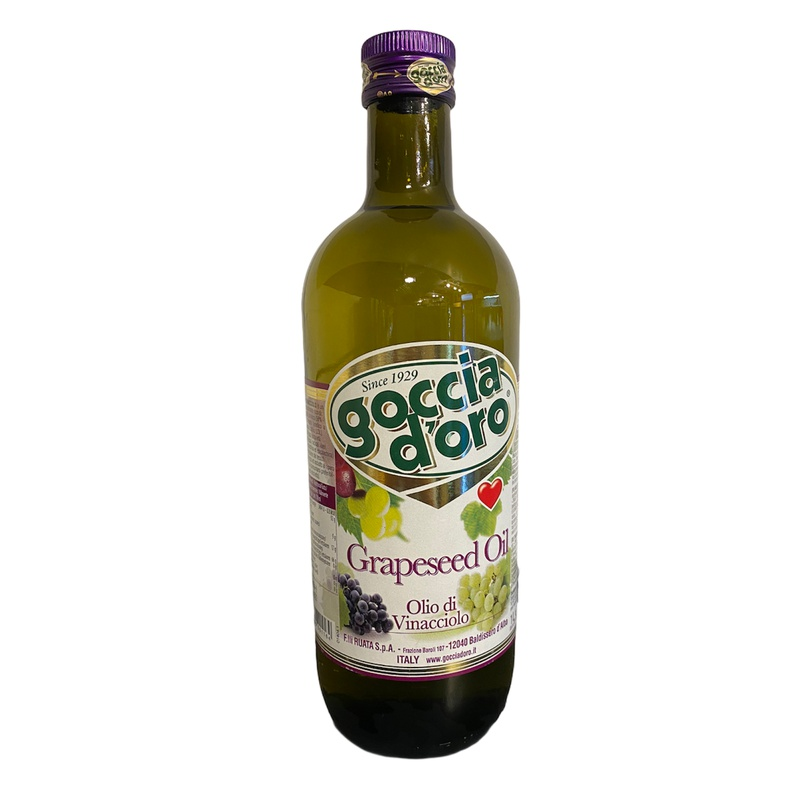 Aceite de Uva 1L Grapeseed Oil