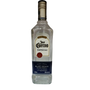 Tequila Jose Cuervo especial Silver blue agave