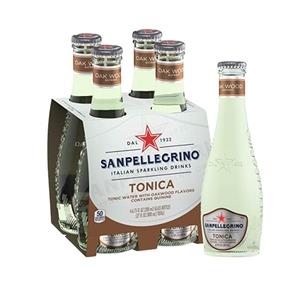 Agua Sanpellegrino Tonica Madera de Roble (Premium Brands)