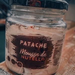 Mousse de Nutella (PATACHE)