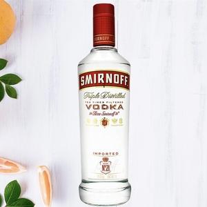 Vodka Smirnoff 750cc