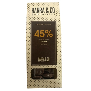 Chocolate 45% Vietnan 100gr (Barra & Co)