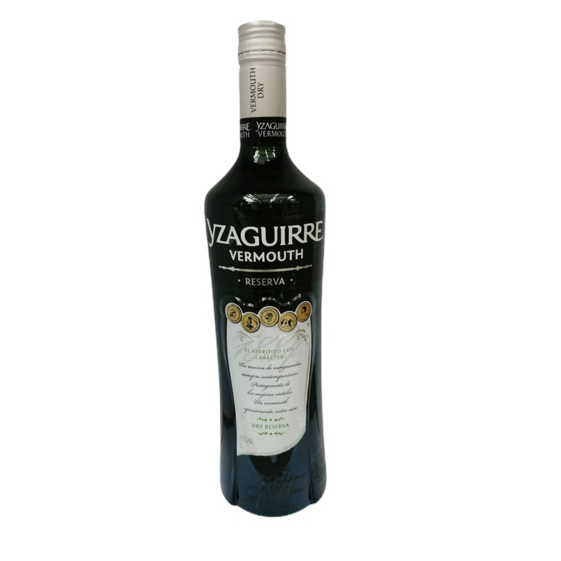 Vermout Yzaguirre dry reserva