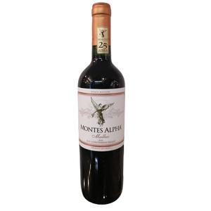 Vino Montes Alpha Malbec 750 Ml