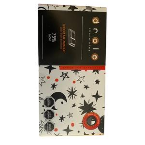 Chocolate Drole Amargo 75% Cacao (Santito)