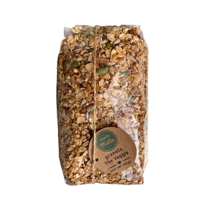 Granola vegana 300Gr (Happy Food)