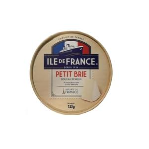 Queso Petit Brie Ile de France 125gr.. (S.R.)