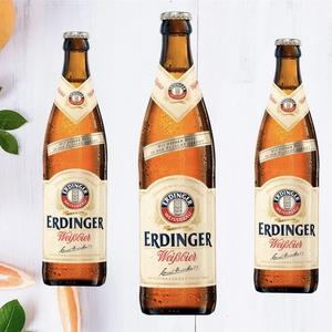 Cerveza Erdinger Weissbier 330 cc