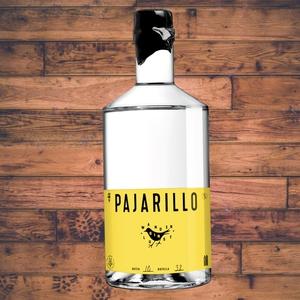 GIN PAJARILLO AMARILLO 700 cc