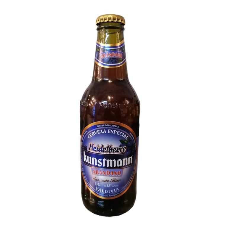 Cerveza Kunstmann Arandano 330cc (CCU)